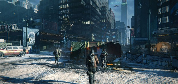 The Division Player Base