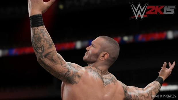 Randy Orton's Tattoo Artist Suing WWE, 2K Games Over WWE 2K18
