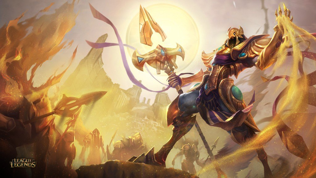 League of Legends Update 4.15 Patch Notes, Champion Azir Incoming