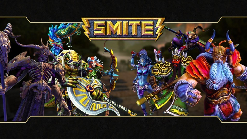 Free to Play MOBA Smite is Coming to Xbox One