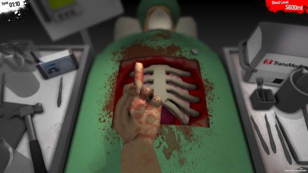 Surgeon Simulator PS4 Anniversary Edition Slated for Aug. 13 Release
