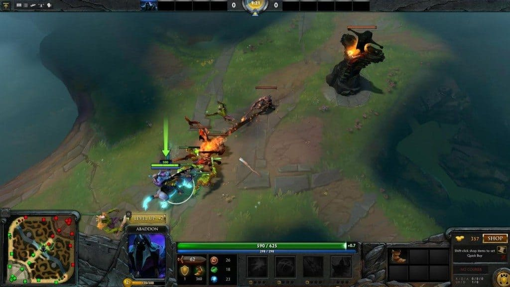 League of Legends Has Been Modded Into Dota 2