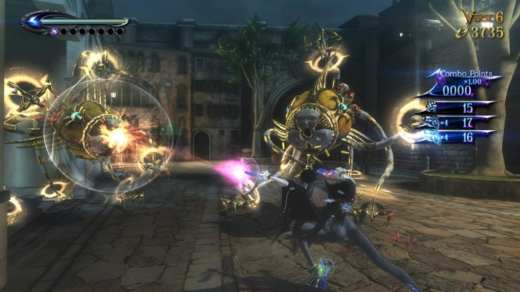 Bayonetta 2 Angelic Hymns Locations Guide