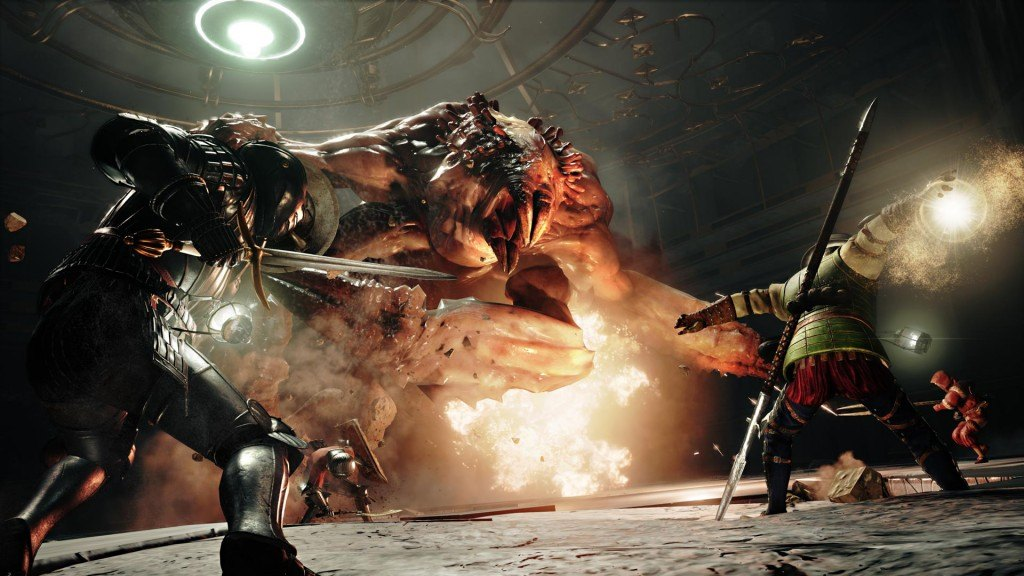 Capcom Explains The Reason Behind Deep Down's PS4 Exclusivity