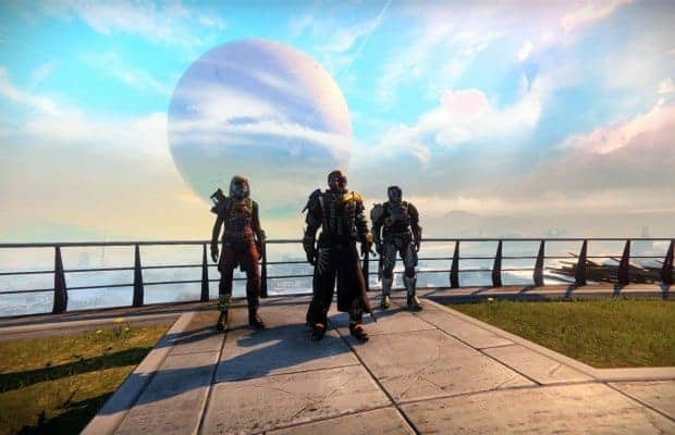 Destiny Guide to The Tower, Item Vendors, Currency and Factions