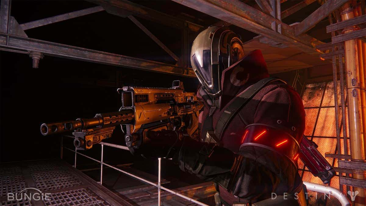 Destiny Patch Items, Armor and Weapons Leaked Online