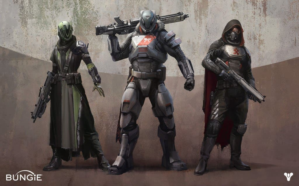 How to Earn Destiny Vanguard Marks, Reputation and Faction Rep