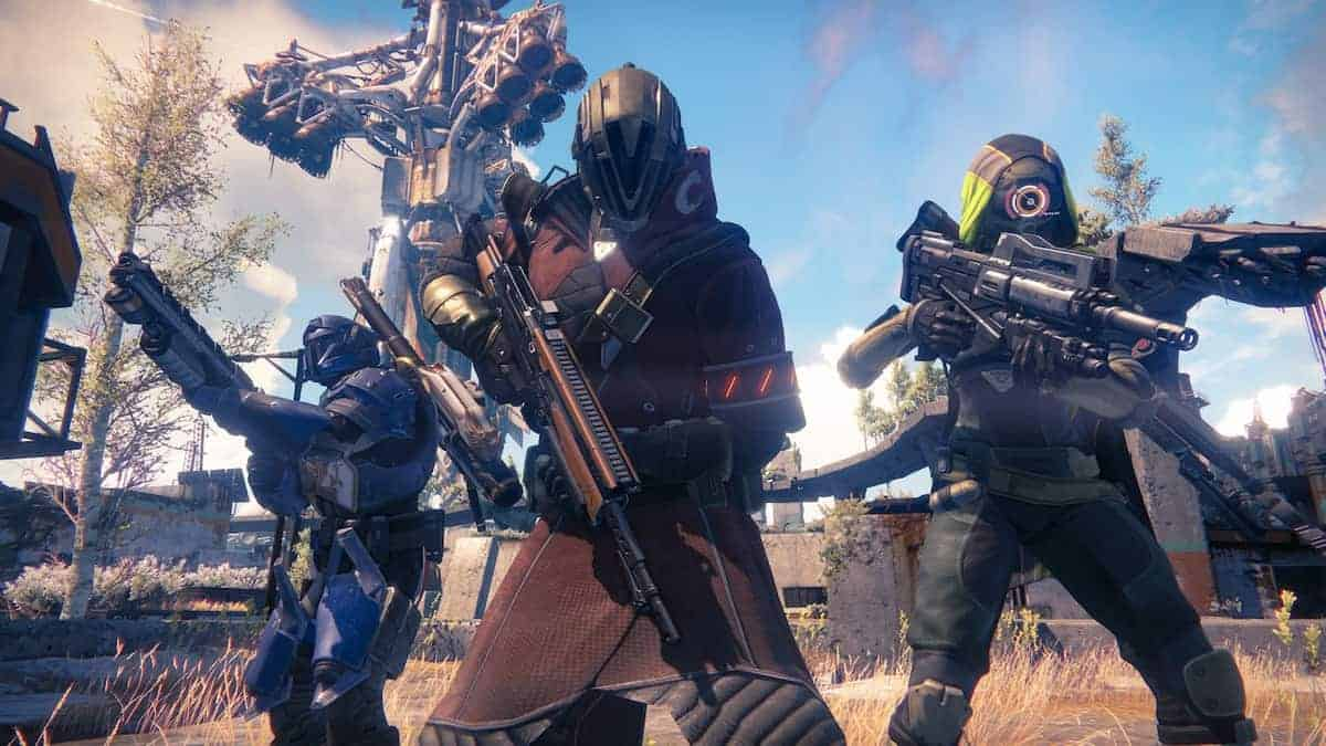 Free Destiny Trial Available on All Consoles, Data can be Transferred