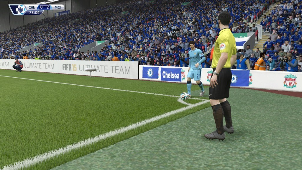 FIFA 15 Corner Kicks Guide With Tips to Score From Corners