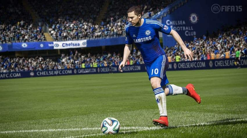 FIFA 15 Crossing Guide - Tips on Early, Low and Ground Crossing