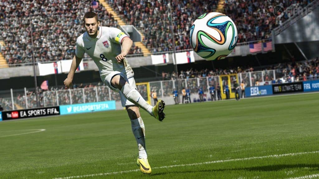 Soccer's Popularity has Increased In USA Due to FIFA Franchise, Says EA
