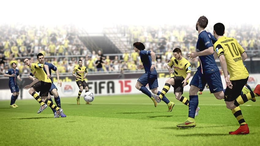 FIFA 15 Passing Guide - Tips on Through Ball, Dummy, Short and Flair Pass