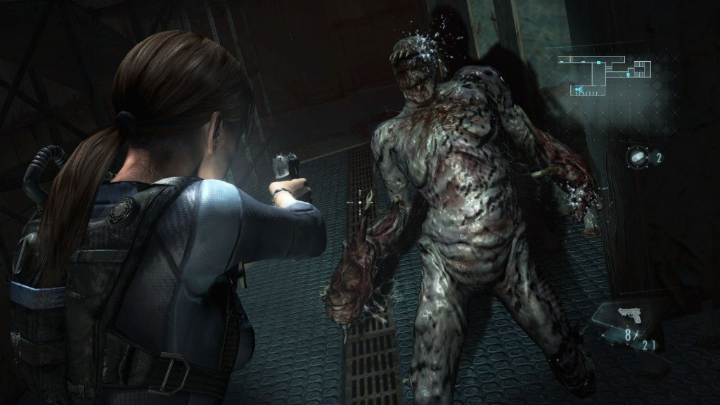 Raid Mode Detailed for Resident Evil: Revelations 2