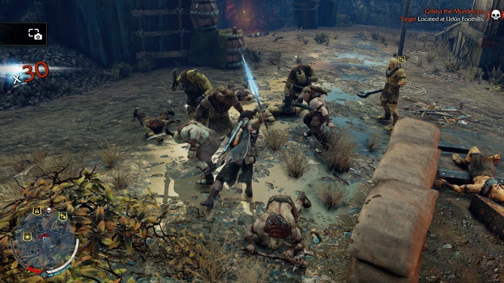 Understanding Nemesis System in Middle-earth: Shadow of Mordor