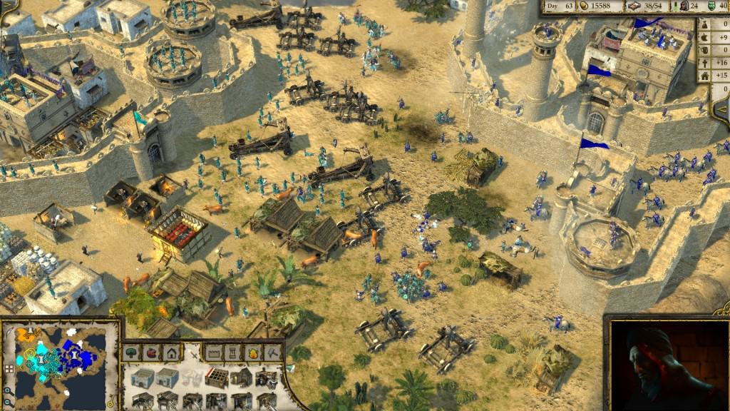 Stronghold Crusader 2 Errors, Crashes, Performance and Graphics Fixes