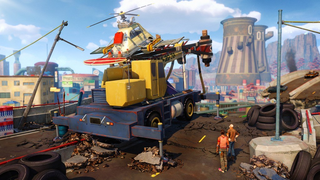 Sunset Overdrive Unlocks Guide - Weapons, Costumes, Amps, Upgrades, Traps
