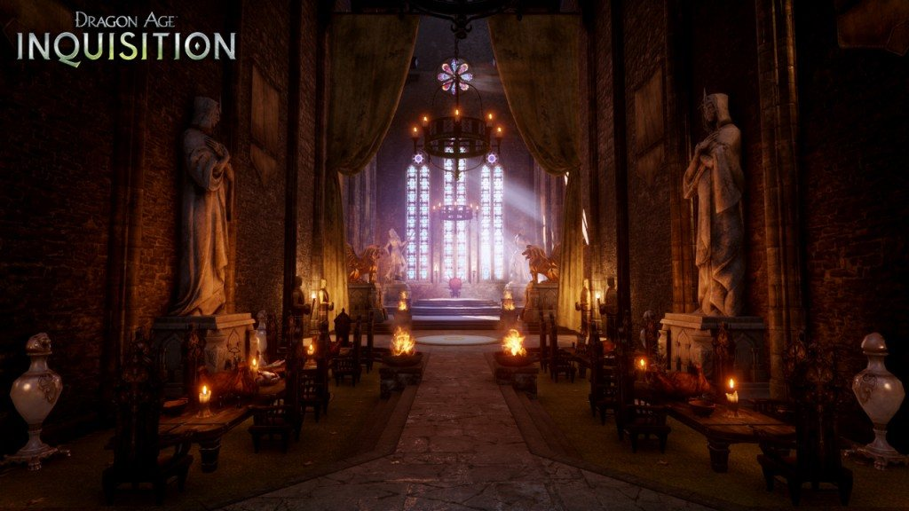 Dragon Age: Inquisition Two-Handed Abilities Detailed by Bioware