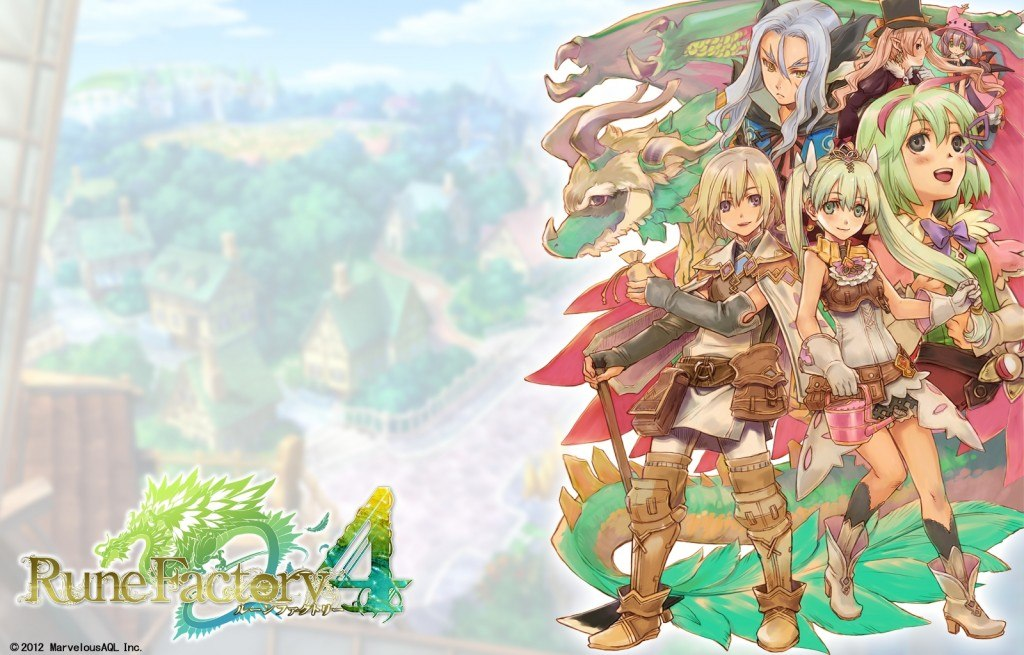 Rune Factory 4 Coming to Europe? New Listing Suggests So!