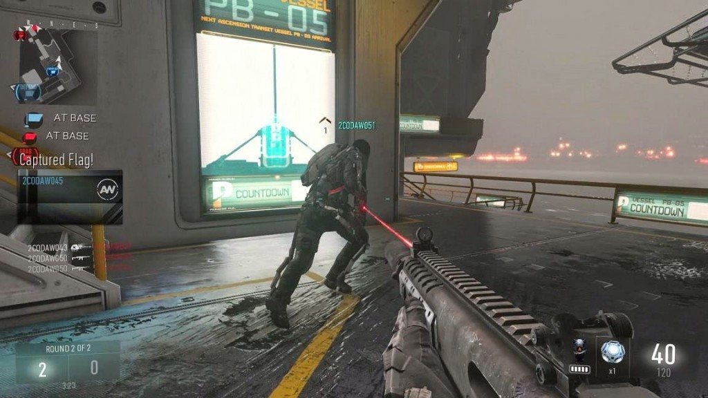 Call of Duty: Advanced Warfare Perks Guide - Best Perks and Tips