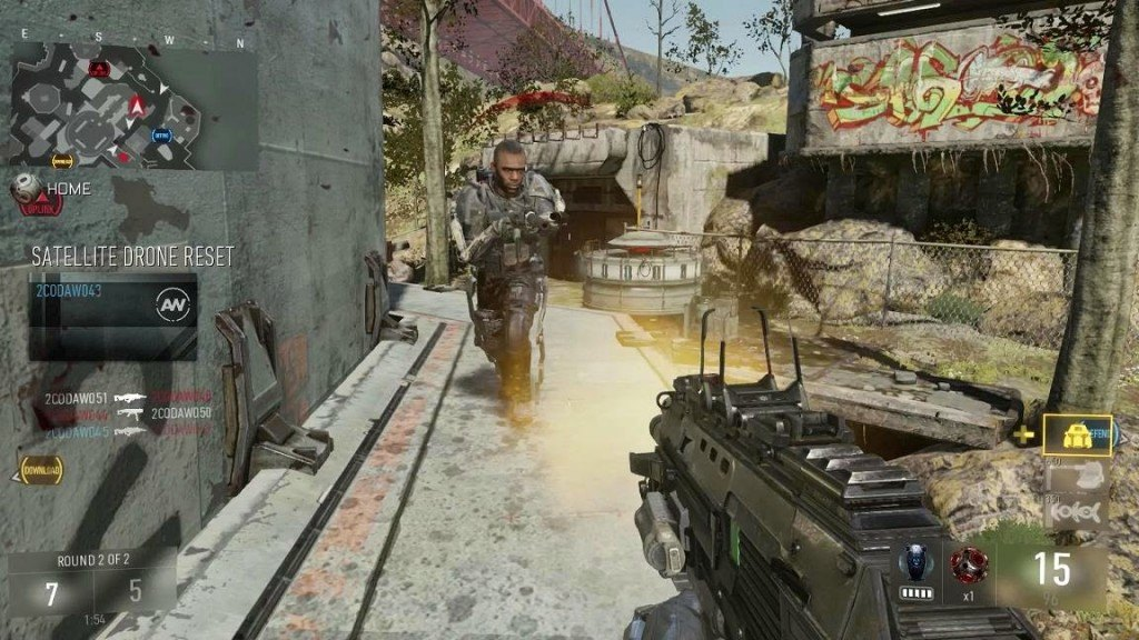 Call of Duty: Advanced Warfare Patch Some Major Issues