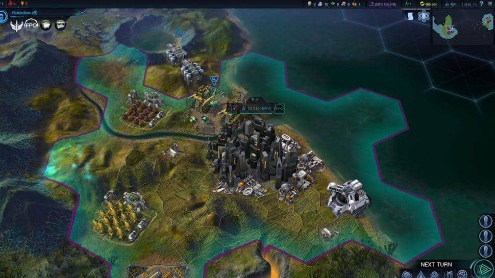Civilization: Beyond Earth Tips - How to Deal with Aliens
