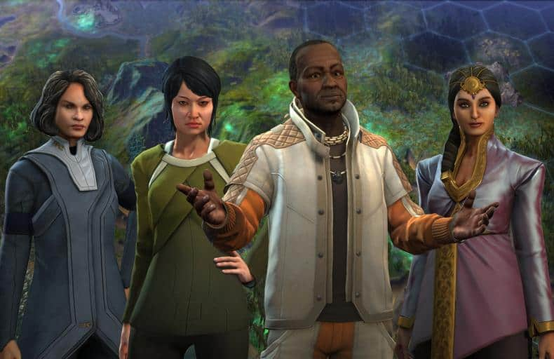 Civilization: Beyond Earth Diplomacy Guide - Improving Relations, Choosing Friends and Enemies