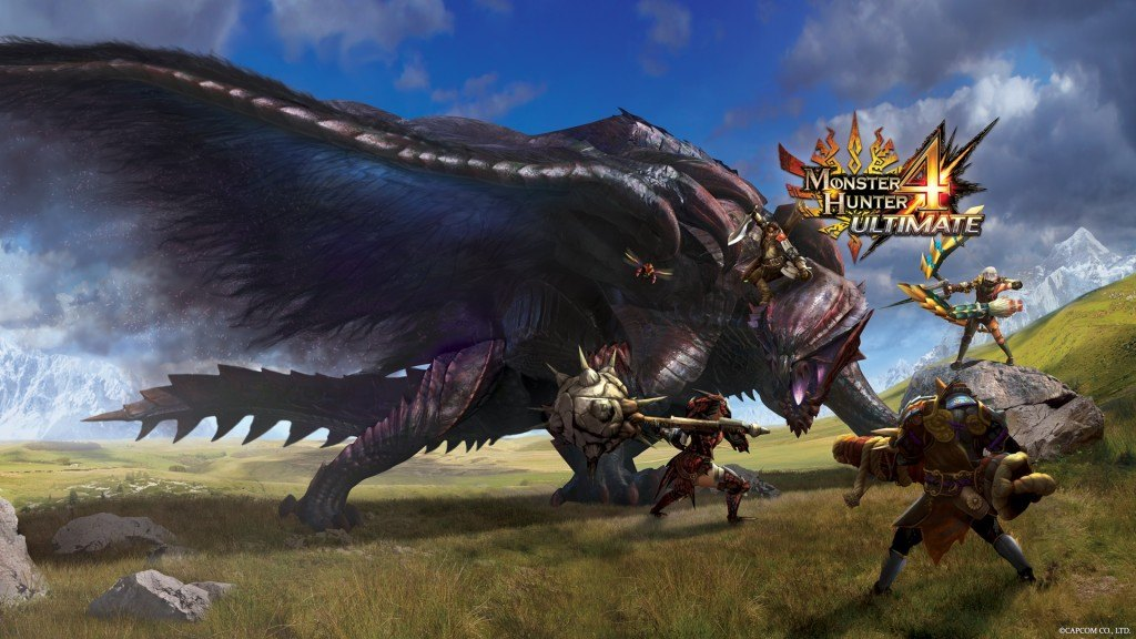 Monster Hunter 4g Ultimate