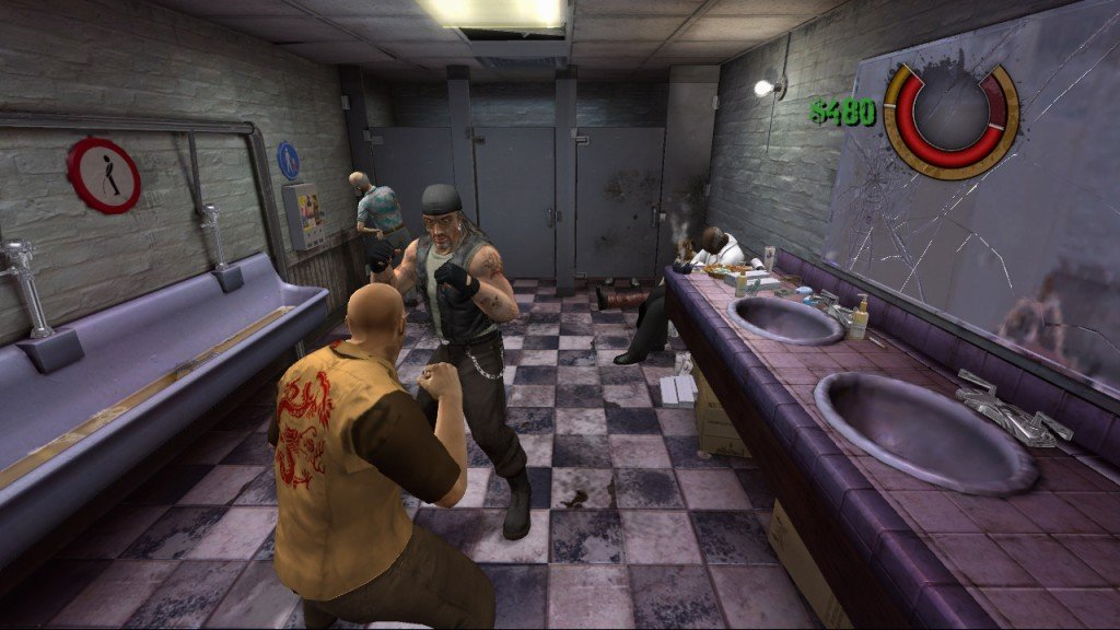 Motion Controls Saints Row: The Cooler Was Once A Thing
