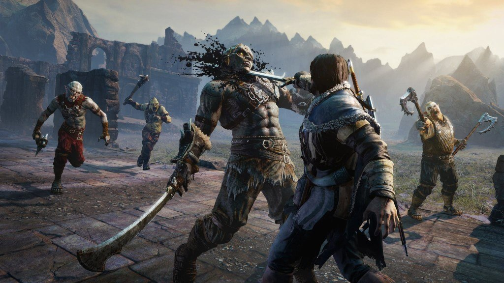 Shadow of Mordor-