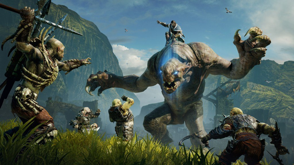 Shadow of Mordor Graug