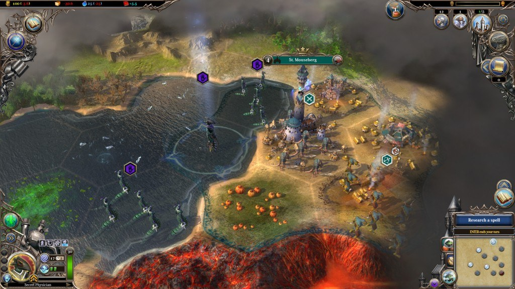 Wrath of the Nagas DLC Out For Warlock 2: The Exiled