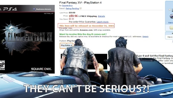 Final Fantasy XV Director Hajime Tabata Encourages Fans to Make More Memes