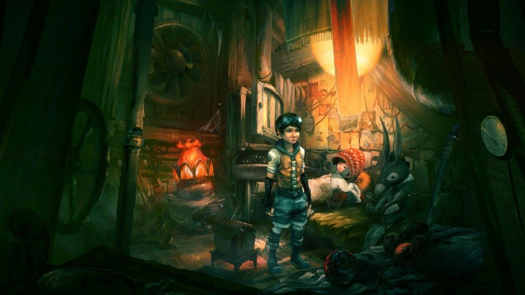 Silence: The Whispered World 2 Coming To Xbox One