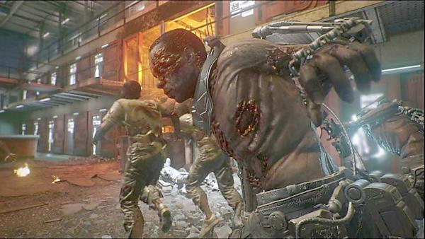Advanced Warfare Exo Zombies Outbreak Exo Upgrades Locations