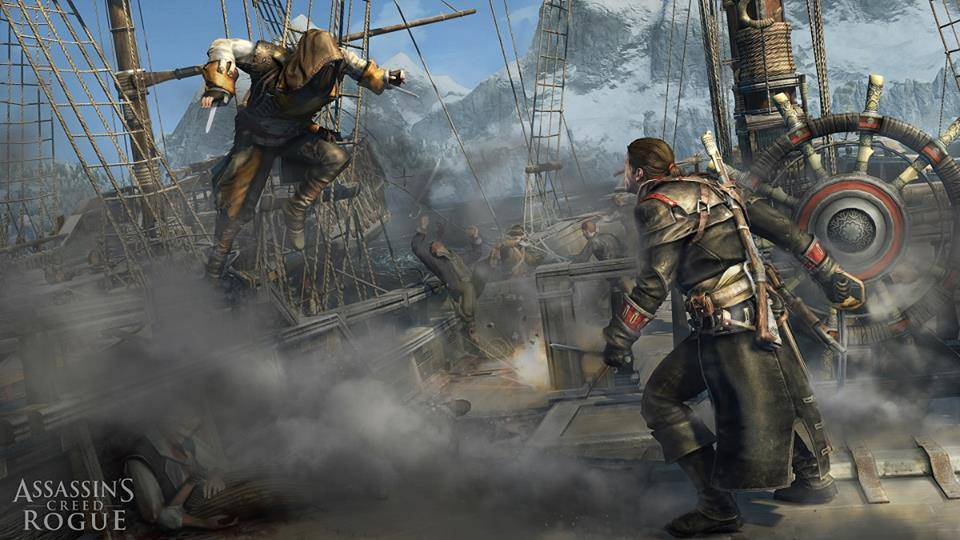 Assassin S Creed Rogue Segmentnext