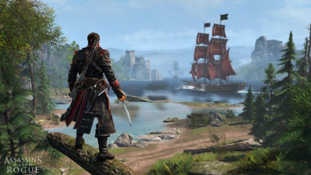 Assassin S Creed Rogue Totem Shrines Locations Native Artifacts
