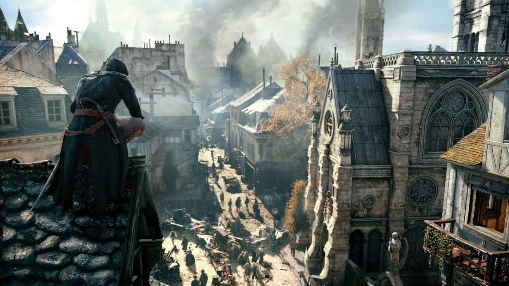 Ubisoft Has Provided A Workaround For Assassin's Creed: Unity Crashing Issue