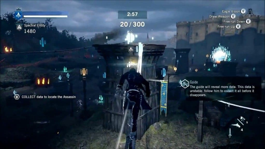 Assassin's Creed Unity Helix Rifts Strategy Guide - Tips to Get High Score