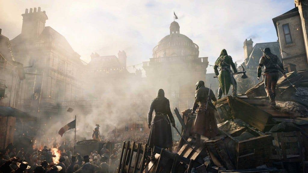 A Fix For Assassin's Creed: Unity Frame Rate Issues on PS4