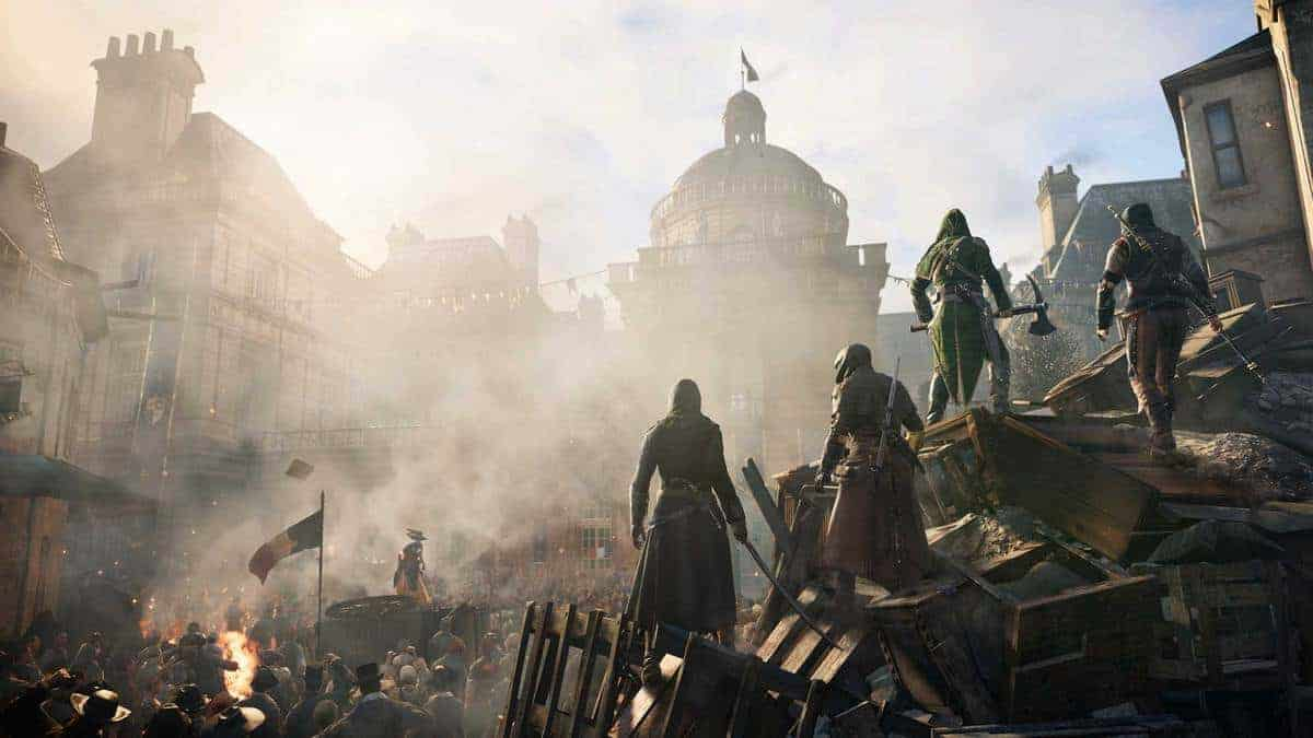 Assassin's Creed Unity Causes 9.2% Drop in Ubisoft Stock