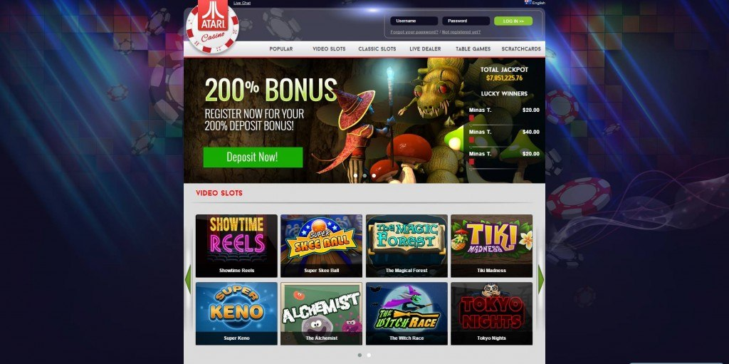 Atari Casino Turns Arcade Classics Into Real Money Gambling Games
