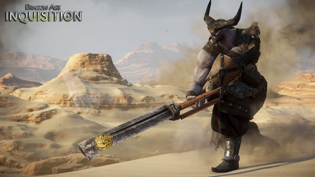 Dragon Age Inquisiotion The Iron Bull