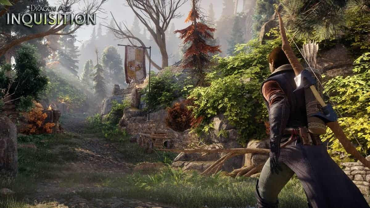 Dragon Age Inquisition The Fallow Mire Side Quests Guide