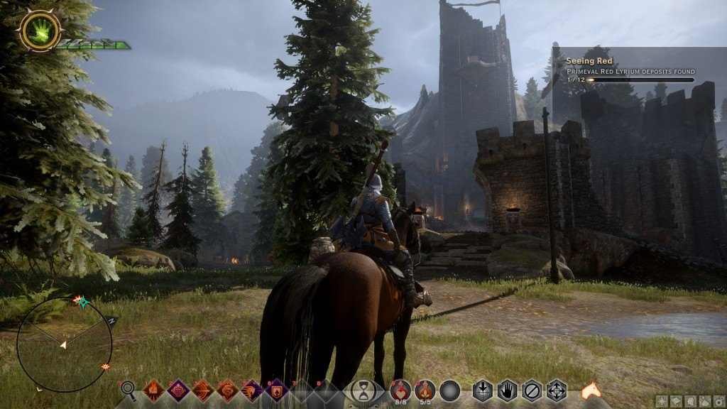 Dragon Age Inquisition CrestWood Side Quests Guide
