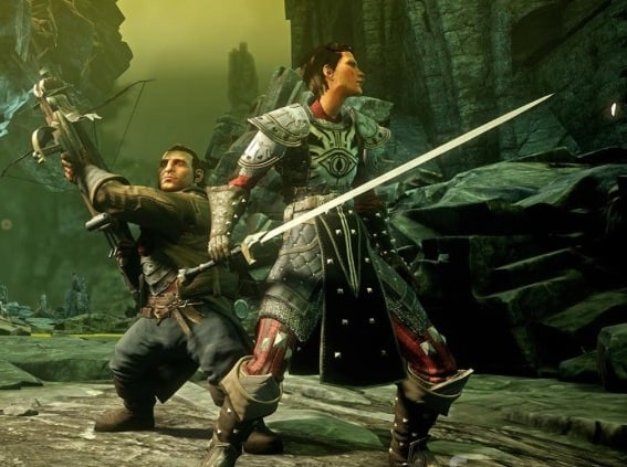 Dragon Age Inquisition Hissing Wastes Quests Guide