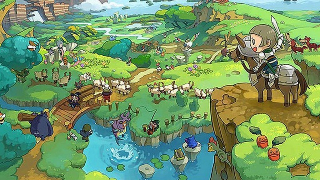 Fantasy Life Shops Guide - Locations, Items, Cost, Bliss and Master Rank Unlocks
