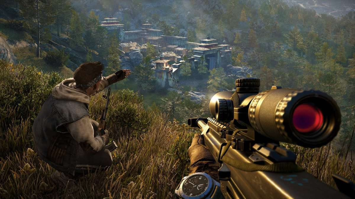 Far Cry 4 Co-op Support in User Generated Maps is Delayed