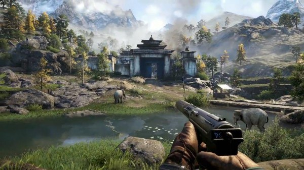 Far Cry 4 Fortresses Guide - Display Of Fortitude, How to Conquer