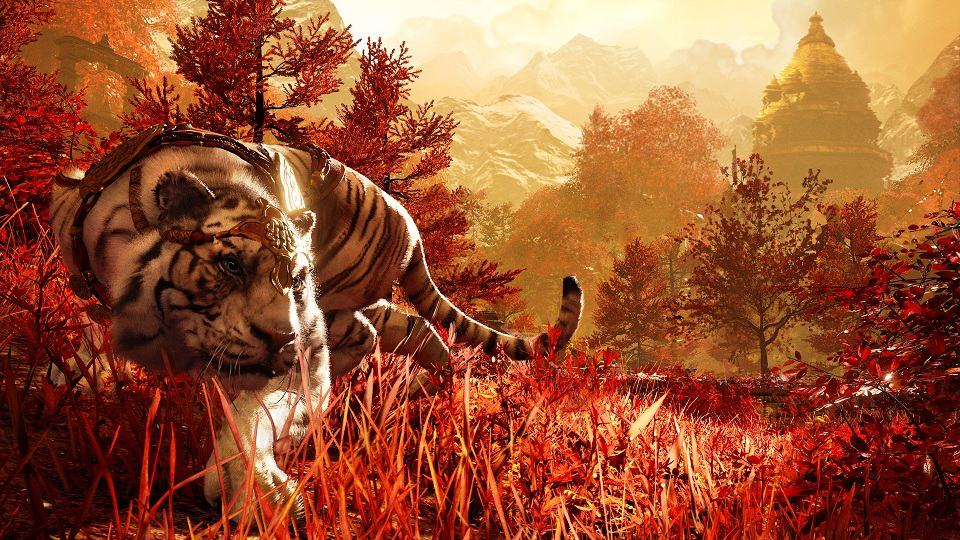 Far Cry 4 Cheeta