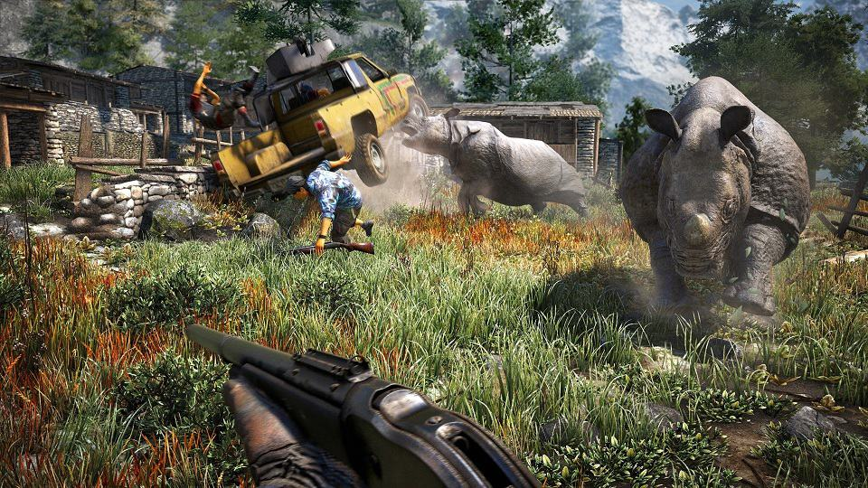 Far Cry 4 Armed Escort Quests Guide